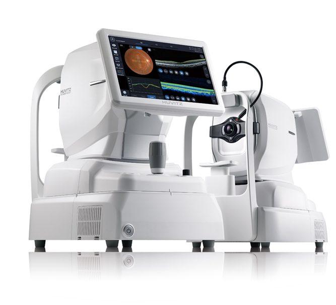 Huvitz All in One OCT – ehk optiline koherentne tomograafia aparaat